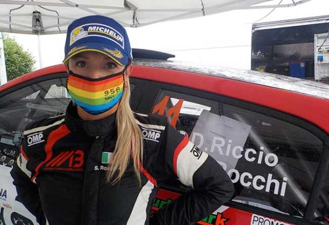 Rally Lana R5 11 Silvia Rocchi DSCN1831 Custom