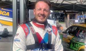 Rally ossola57 Davide Caffoni