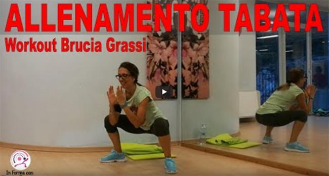allenamento tabata vco in forma