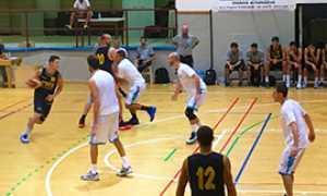 b basket vinavil azione amichevole