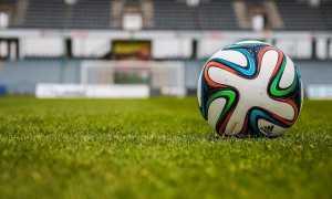 palla calcio campo