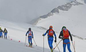 sci alpinismo adamello