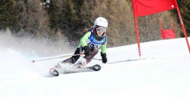 sci alpino baby