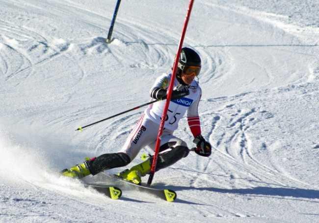 sci alpino speciale