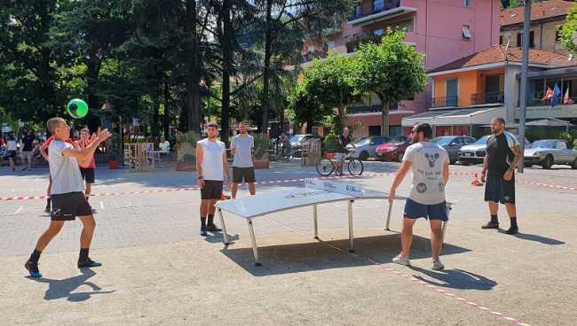 teqball torneo