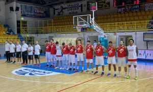 Basket Oleggio fulgor