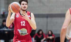 Oleggio basket Andrea Del Debbio