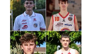 Oleggio basket giovanissimi